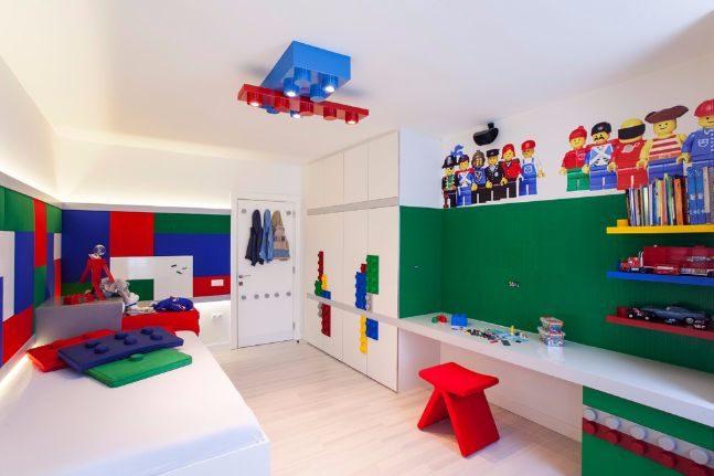 Πως οργανώνουμε το χάος των LEGO