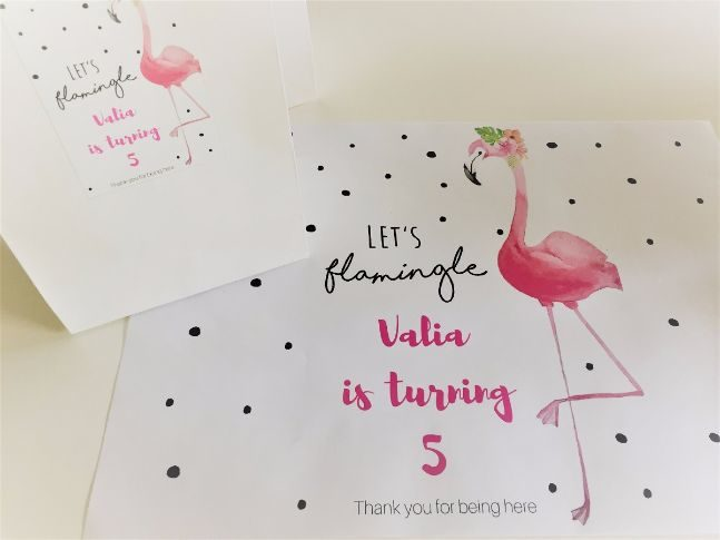 party αναρρίχησης flamingo