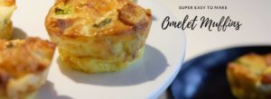 Omelet Muffins – ή αλλιώς muffins με ότι έχω