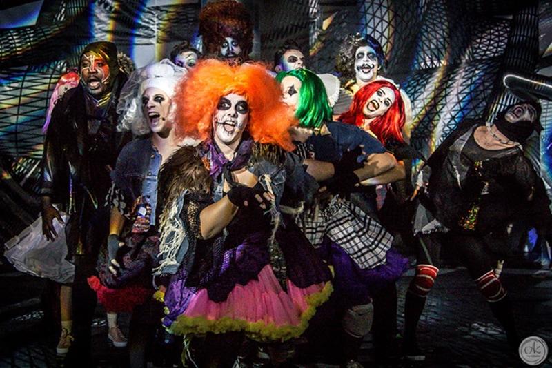τέρατα the musical