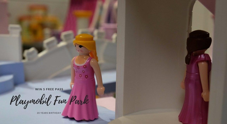 Playmobil Fun Park – Διαγωνισμός για να γιορτάσουμε τα 20χρόνια του