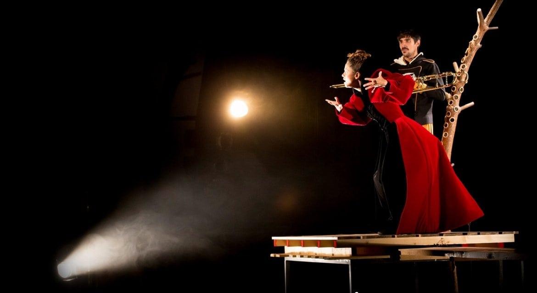 Χιονάνοι στο Θέατρο Πόρτα – Μην το χάσετε