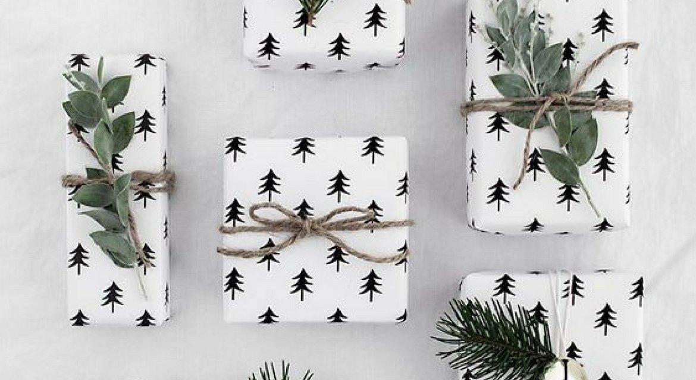 10 Ιδέες περιτυλίγματος για τα Χριστουγεννιάτικα Δώρα