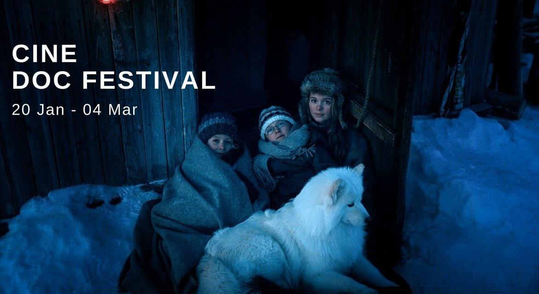 2ο Διεθνές Φεστιβάλ Παιδικού και Νεανικού Κινηματογράφου Αθηνών CineDoc Kids