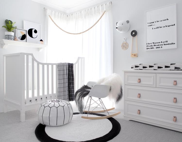 6fc35a2acd4 Μαύρο χρώμα στο παιδικό δωμάτιο – Τολμάς; | Alice on board