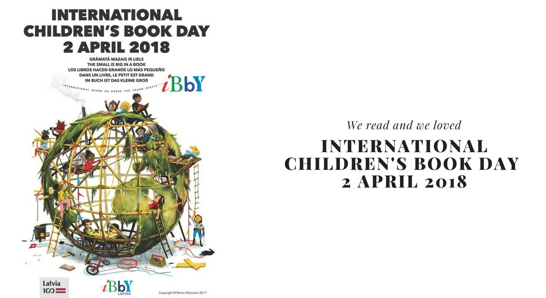 Εορτασμός Παγκόσμιας Ημέρας Παιδικού Βιβλίου 2018 – Δράσεις ΣΚ