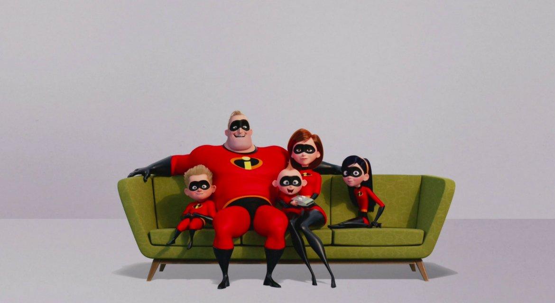 «Οι Απίθανοι 2» – «The Incredibles 2» – Pixar