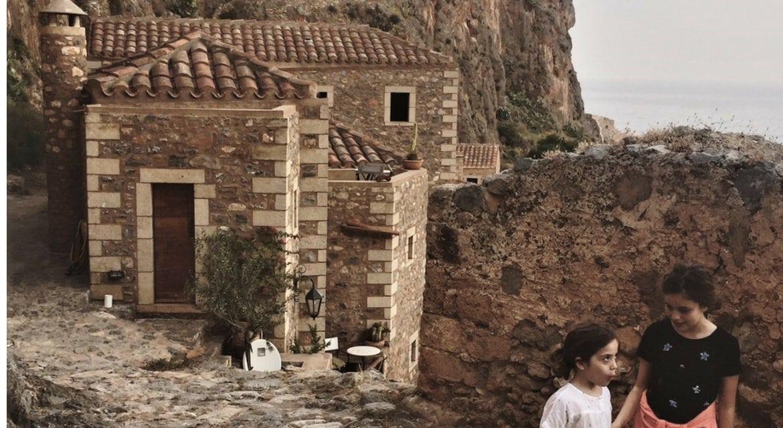Μια επίσκεψη στη Μονεμβασιά και μια μικρή έκπληξη στην Ελαφόνησο
