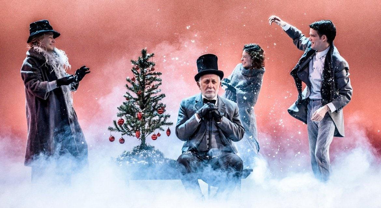 Χριστουγεννιάτικη Ιστορία στο Εθνικό Θέατρο – Μην το χάσετε