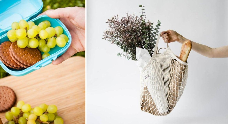 Μερικές εύκολες προτάσεις για να μειώσουμε το περιβαντολλογικό μας αποτύπωμα – Κερδίστε και 4 Reusable Bags