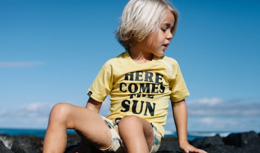 4 Tips για απόλυτη παιδική προστασία από τον ήλιο
