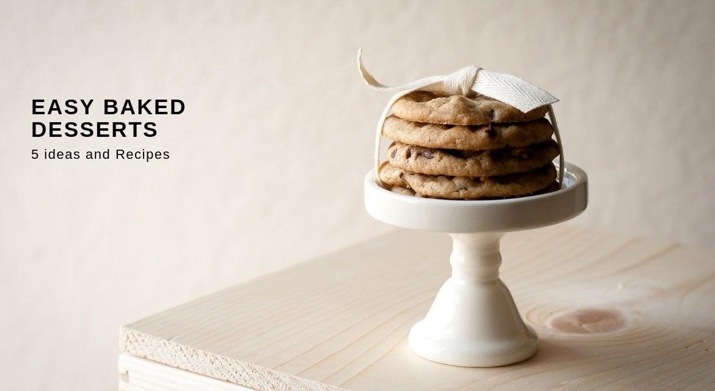 Ιδέες για γλυκές νοστιμιές στο φούρνο