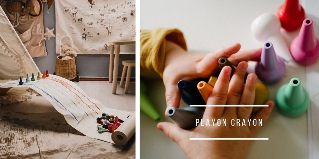 Playon Crayon – Ζωγραφική χωρίς άγχος