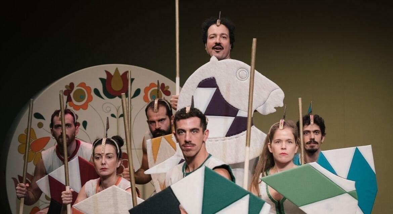 Κερδίστε 3 διπλές προσκλήσεις για την παράσταση Ερωτόκριτος στο Γυάλινο Μουσικό Θέατρο
