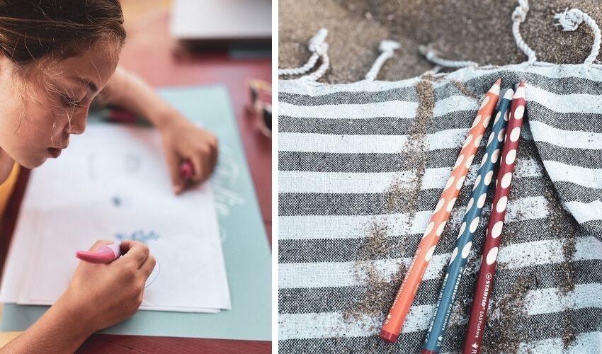 9 ιδέες για να ενθαρρύνουμε την γραφή από μικρή κιόλας ηλικία με έμπνευση από τη STABILO