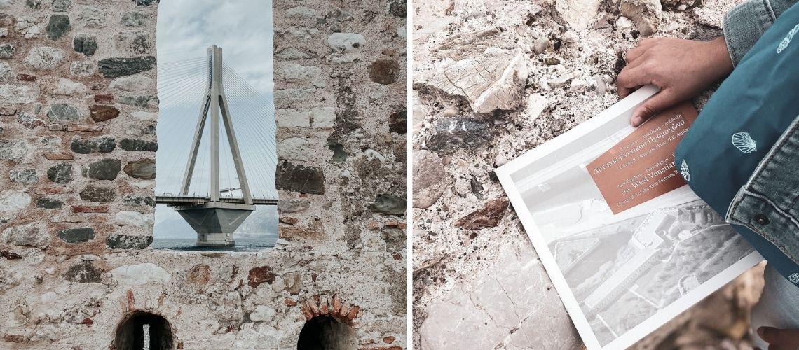 Κάστρο Ρίου ή Κάστρο του Μοριά – Μια επίσκεψη στην (πρόσφατη) ιστορία μας