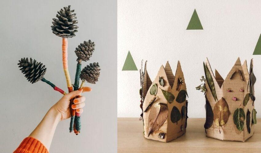 Ιδέες για εύκολα και διασκεδαστικά ανοιξιάτικα crafts